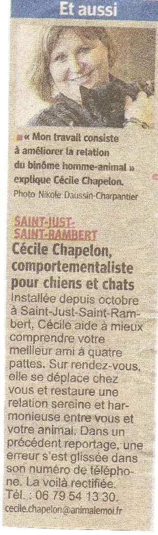 Article Le Progres 07janvier2015