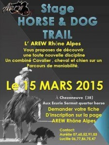 Animal-Emoi-affiche-AREW-stage-horse-and-dog-trail